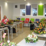 Flower Arranging 1