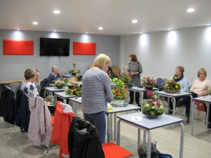 Flower Arranging 3